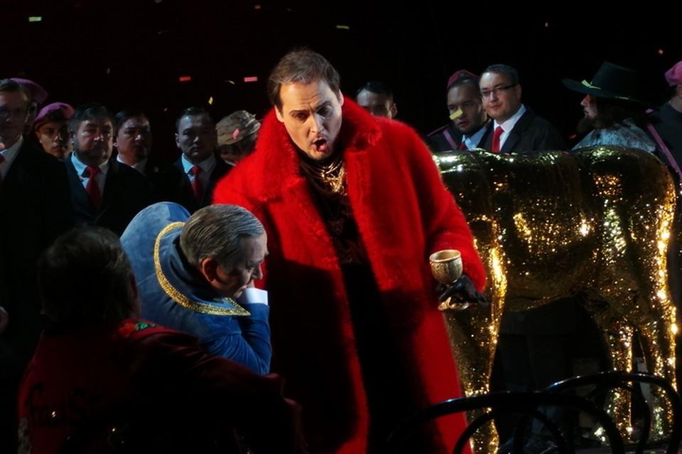 Партия Мефистофеля в опере «Фауст» принесла Аскару Абдразакову победу в номинации «Мастер сцены» IV Национальной оперной премии «Онегин»
