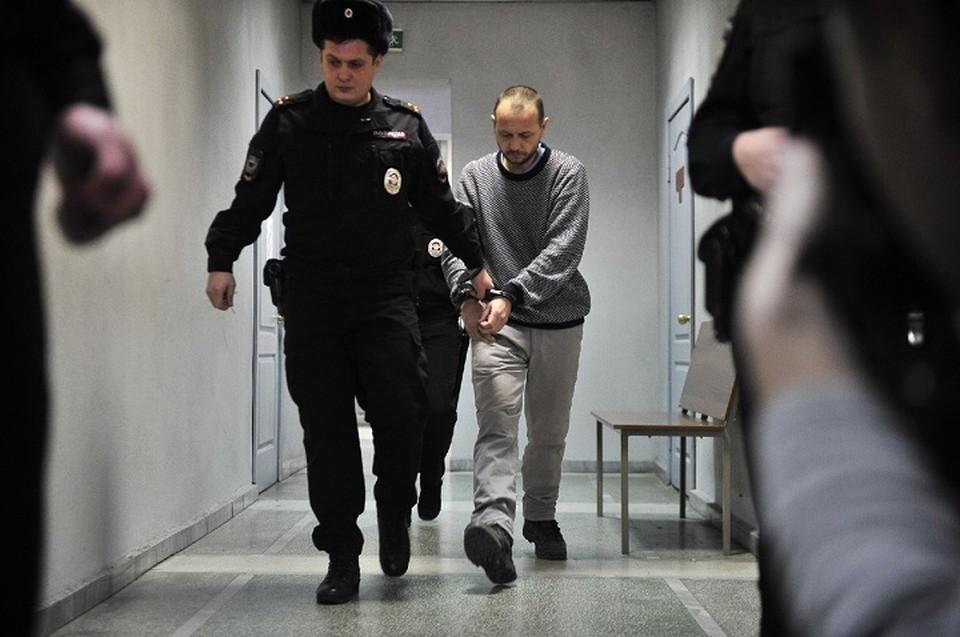 Следователь просит суд арестовать Казанцева