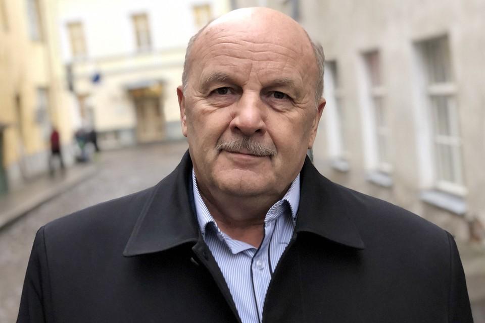 Известный российский писатель и публицист, председатель правления Союза писателей России Николай Иванов.