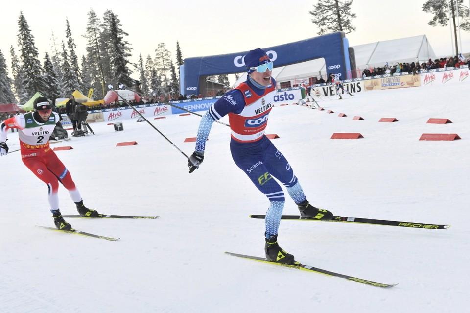 Этапа Кубка мира по лыжным гонкам 2019 в Лиллехаммере стартует 7 декабря