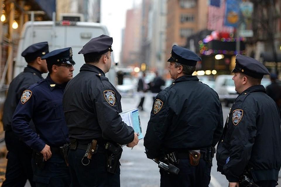 Картинки про полицию сша