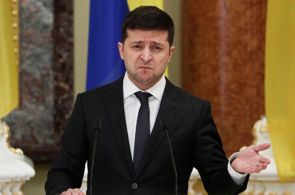 Украинский президент с энтузиазмом ответил на звонок