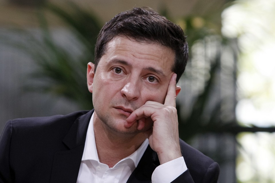 Самый популярный в США еженедельный журнал «Тайм» решил, что шестой украинский президент Владимир Зеленский оказался втянут в «крупнейшую в мире политическую драму».