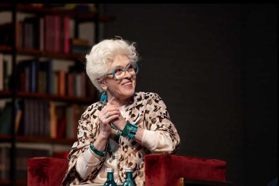 8 декабря знаменитой и не стареющей Алисе Фрейндлих исполнилось 85 лет. Фото: Большой драматический театр имени Г. А. Товстоногова