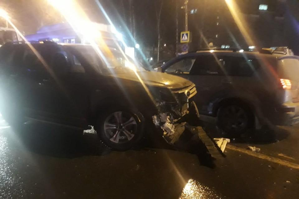 Источник: автомобиль, спровоцировавший смертельное ДТП в Нижнем Новгороде, принадлежит бывшему генерал-майору юстиции Пильганову