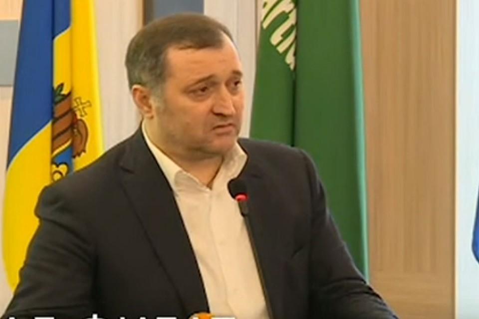 Филат на совете ЛДПМ. Фото: скриншот из будущего