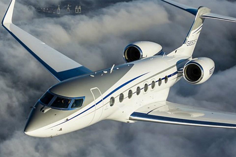 Gulfstream G650. Фото: forbes.ru