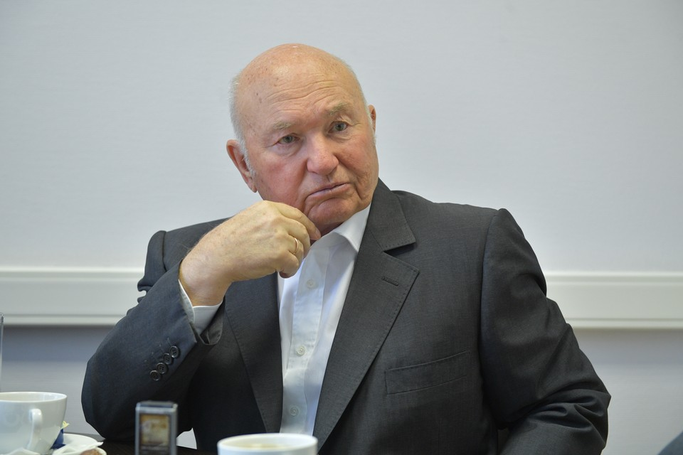 На 84-м году жизни скончался Юрий Лужков