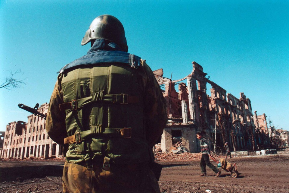 25 лет назад началась «первая» чеченская война.