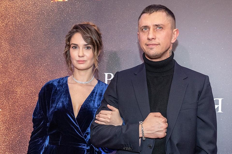 Павел Прилучный и Агата Муцениеце решили разъехаться