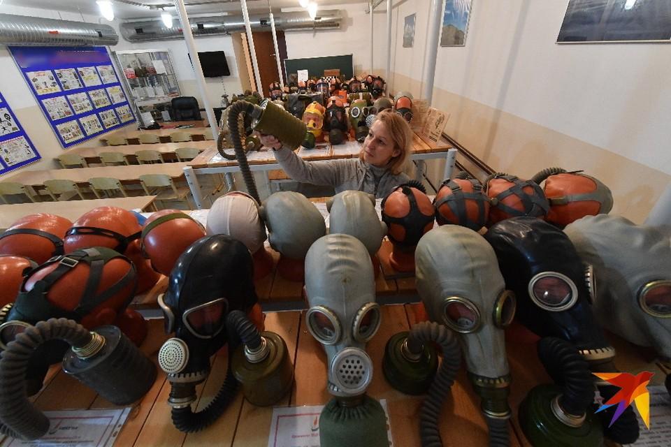 Водоканал закупил противогазы почти на 800 тысяч рублей.
