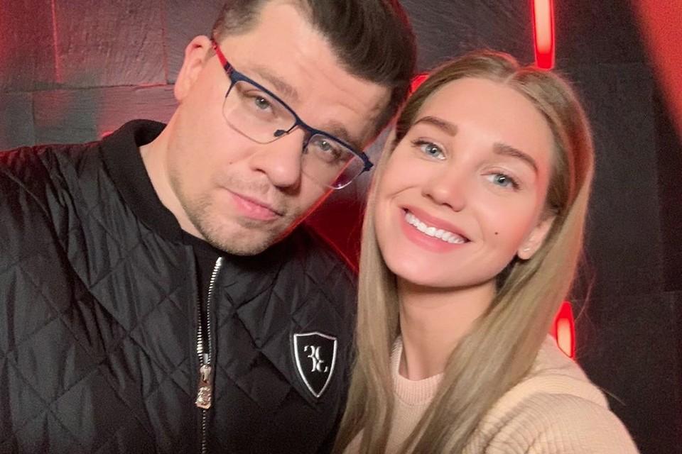 Гарик Харламов отомстил Кристине Асмус за скандальную секс-сцену.