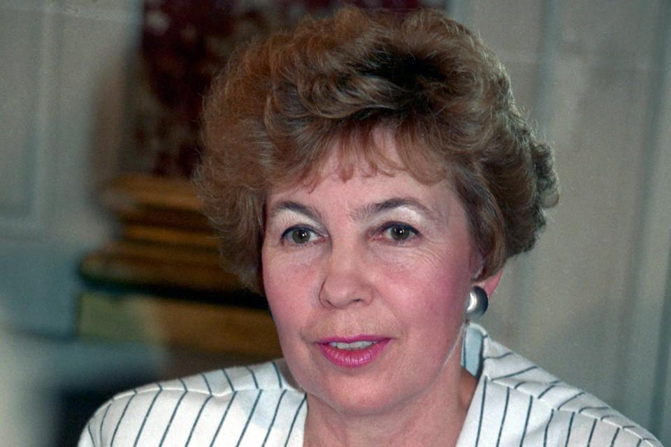 Раиса Максимовна Горбачёва в возрасте 67 лет умерла в Германии