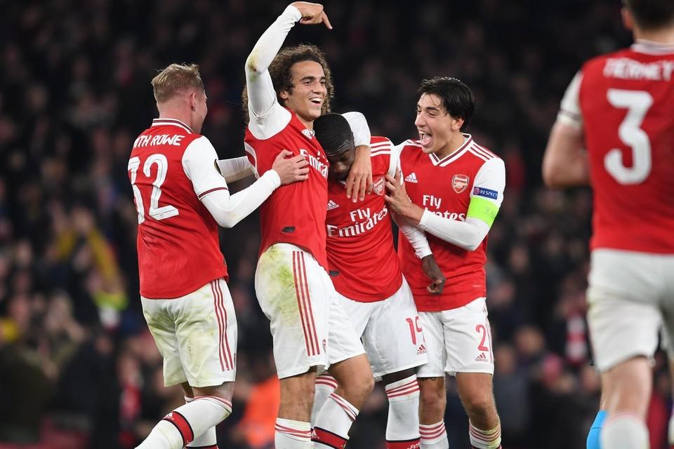 «Арсенал» недавно сменил тренера, однако даже на эмоциях «канонирам» будет очень тяжело сладить с «Ман Сити». Фото: facebook.com/Arsenal.