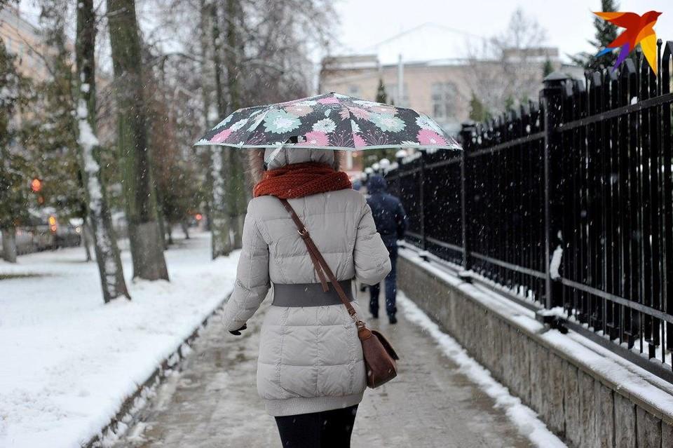 Новая рабочая неделя встретит орловцев дождем