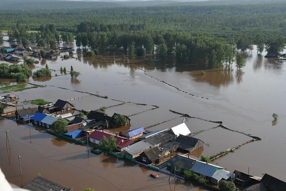 Во время пресс-конференции Владимиру Путину задали вопрос про Тулун, который пострадал летом от сильнейшего наводнения.