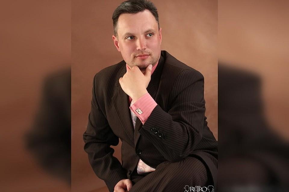 «Николай Вулич» - он же директор школы из Тернопольской области Андрей Мищий. Фото: pikinform.ru