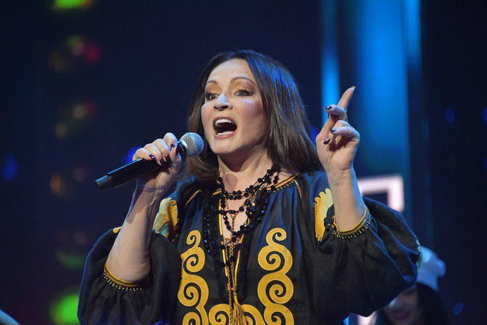 София Ротару порадует россиян своим появлением в многочисленных новогодних передачах