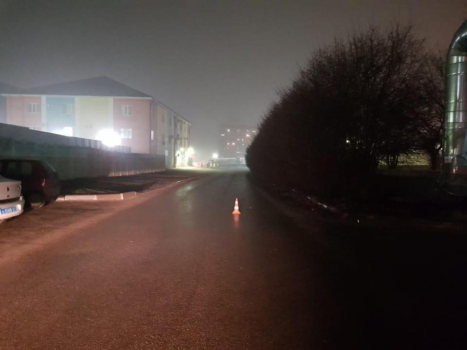 В Орле ищут водителя, сбившего мужчину на улице Металлургов. Фото: УГИБДД УМВД России по Орловской области
