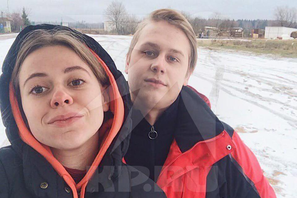 29-летняя Полина и 22-летний Дамир вместе уже 4,5 года.