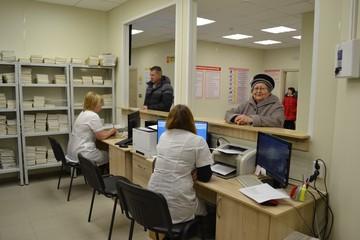 В Волгодонском районе появилась долгожданная модульная амбулатория