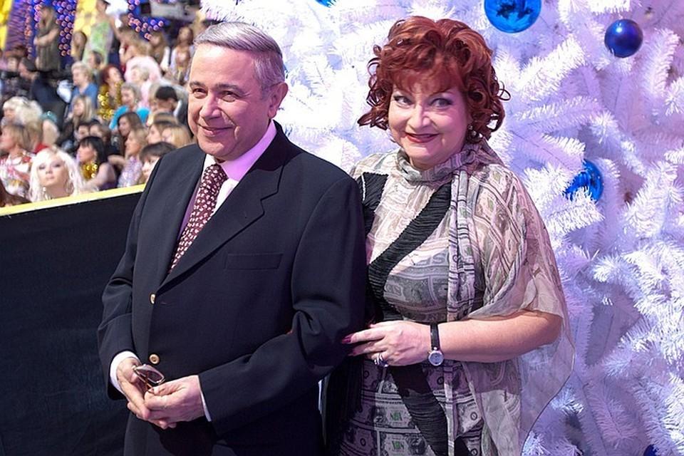 Дочь отказалась общаться с Петросяном и называет Степаненко мамой