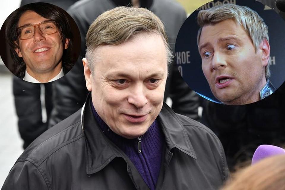 """Андрей Разин: """"Меня убивает Андрей Малахов. Андрей, имей ввиду, ты теперь получил врага номер один в лице Разина. Я никогда тебе не прощу этого предательства""""."""