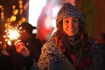 Дискотека на коньках, хиты группы ABBA и фейерверк: Где отметить Новый год в Москве
