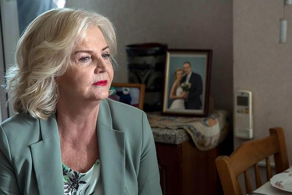 Ольга Науменко в сериале Сердце женщины