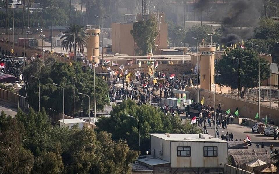 США признались, что причастны к ракетному удару по аэропорту Багдада