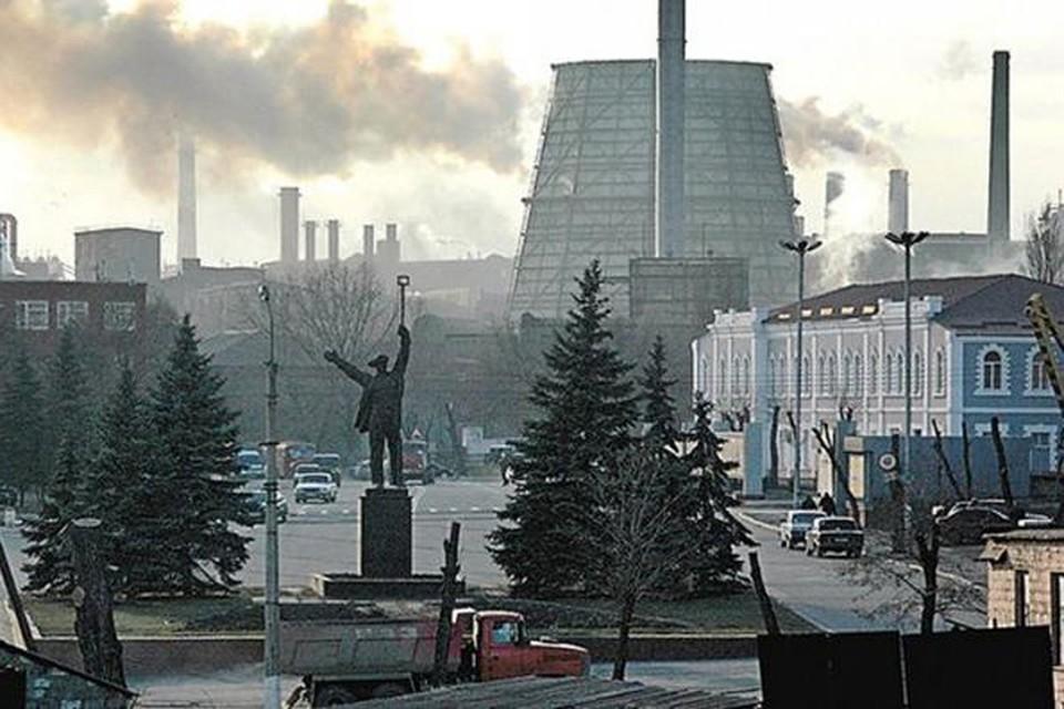На Алчевском меткомбинате начат ремонт домны. Фото: informator.media