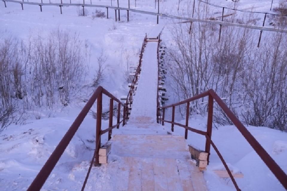 В Тазовском районе реализован проект «Мосты». Фото с сайта администрации Тазовского района