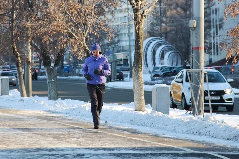 Самыми холодными днями в Прикамье будет 6 и 7 января