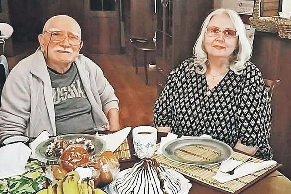 Армен Джигархан и Татьяна Власова. Фото: instagram.com/s_jigro