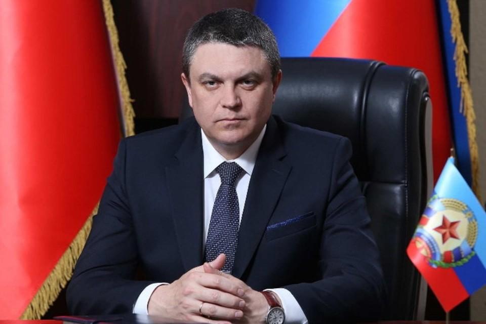 Глава ЛНР Леонид Пасечник выразил соболезнования семьям погибших при крушении украинского «Боинга» в Иране. Фото: twitter.com