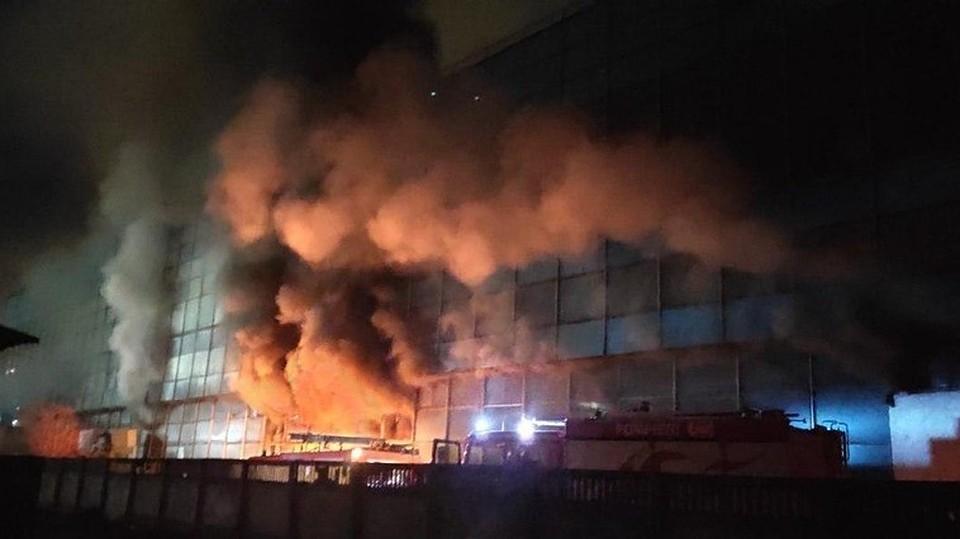 """Пожар на """"Мезоне"""": """"Завод Молдове навязала Москва и он не был нужен, так как """"там делали атомные бомбы"""""""