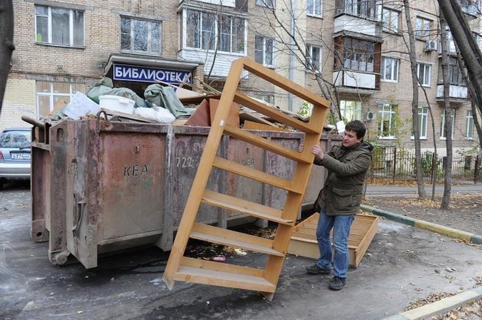 Нижегородские ДУКи больше не вывозят крупногабаритный мусор