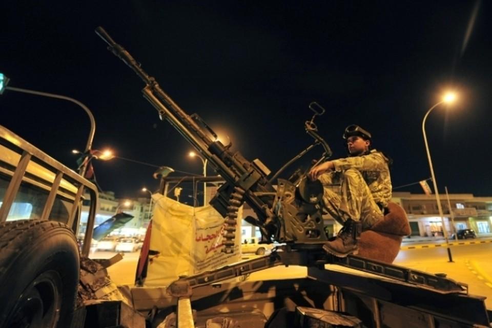 Активные боевые действия между ЛНА и ПНС в Ливии не прекращаются с апреля прошлого года