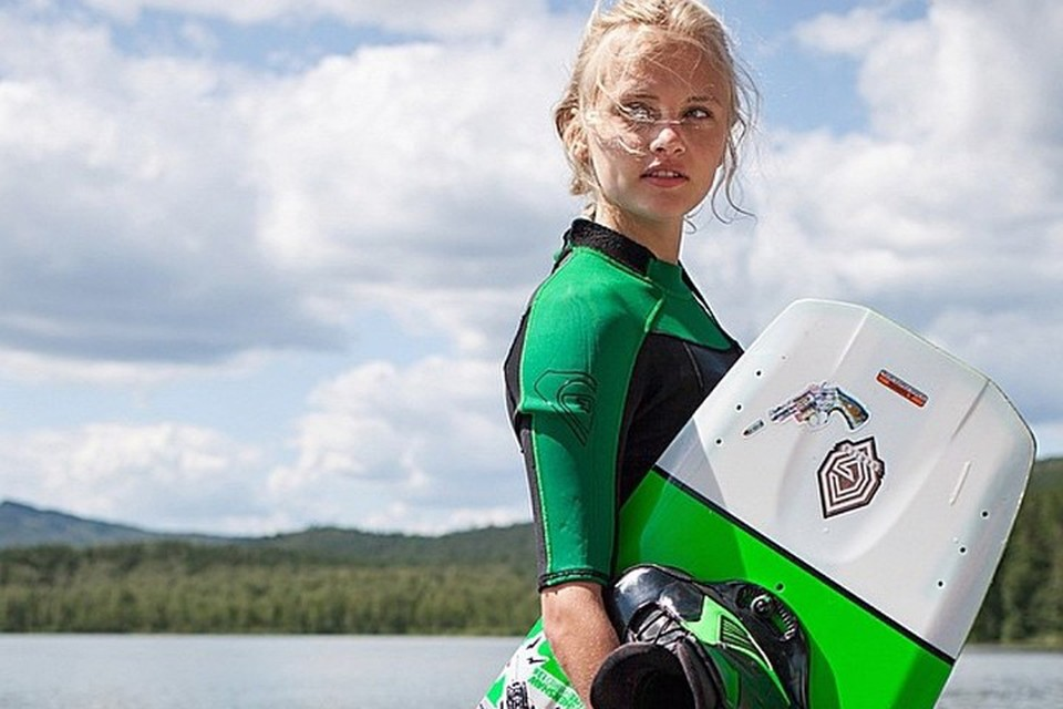 Ксения Пунтус активно вела блог, в котором делилась с поклонниками событиями из своей жизни