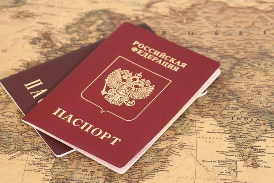 взять талон на паспорт рф в днр