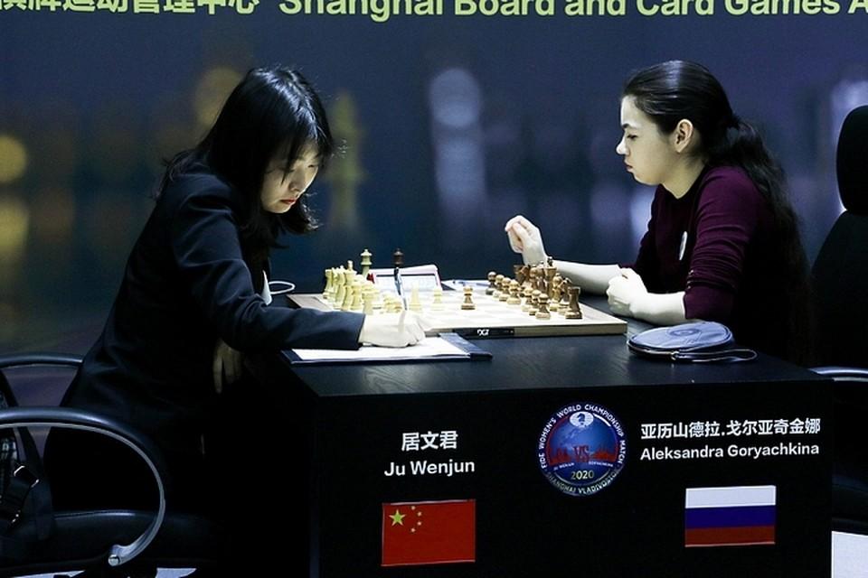 Торжественная церемония открытия второй части матча намечена на 15 января. Фото: Этери Кублашвили (Федерация шахмат России).