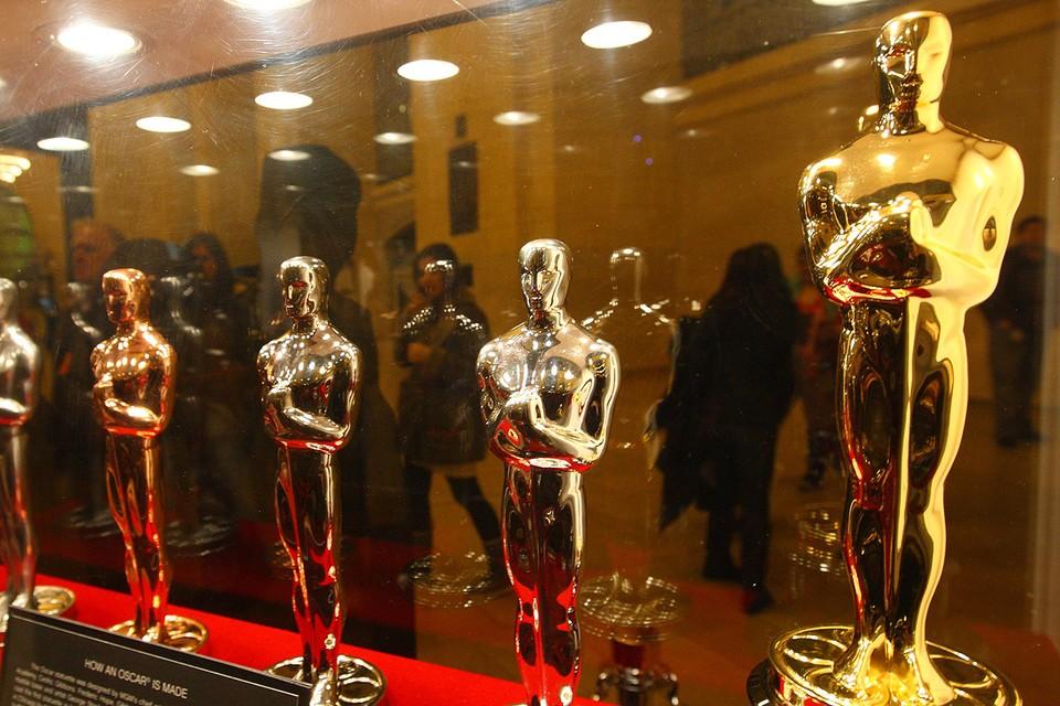 """Опубликован список претендентов на кинопремию """"Оскар""""."""