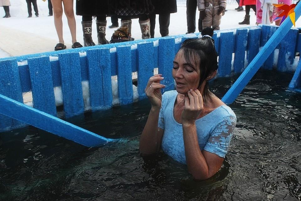 В Коми на Крещение спасатели введут ограничат количество людей, которые за раз будут выходить к купелям