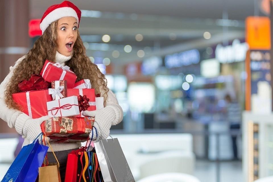 ВТБ: тюменцы потратили в новогодние праздники почти 500 млн рублей Фото: ВТБ