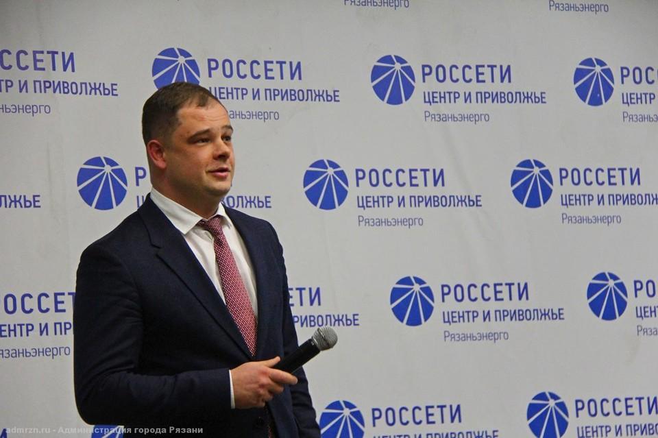 Владимир Бурмистров. Фото: admrzn.ru