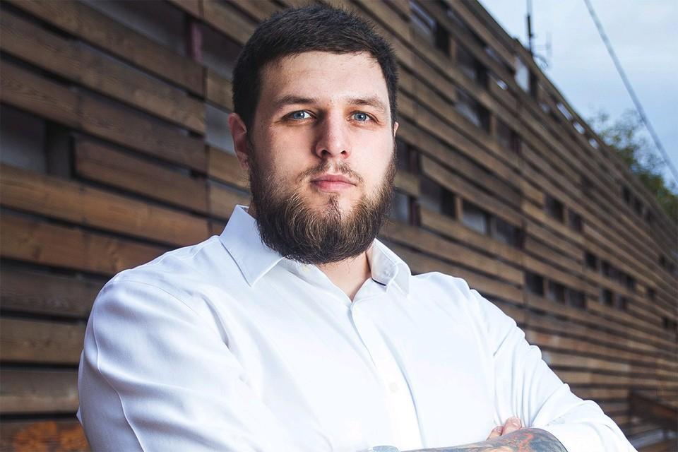 Илья Созонтов.