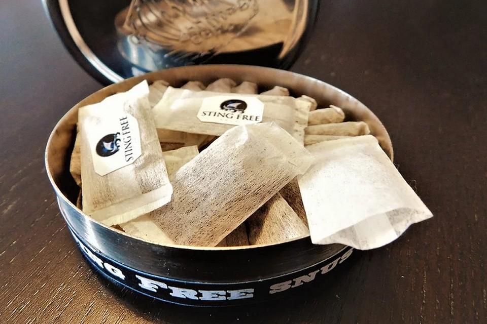 На Ямале изъяли из торговли более 400 упаковок снюса Фото: pixabay.com