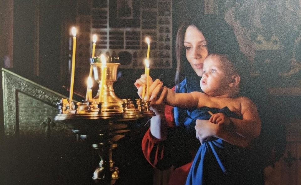 В преддверии Крещения в Туле открылась православная фотовыставка