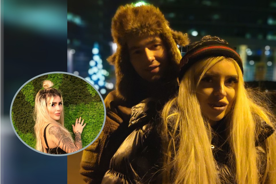 Кирилл и Даша - теперь пара