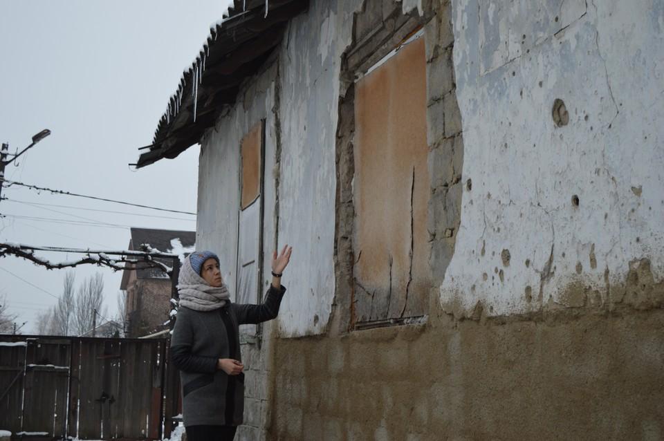 Частные дома пенсионерам и многодетным семьям восстанавливают строительные бригады